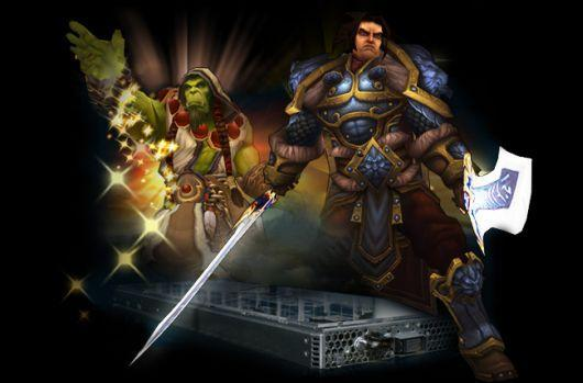 Blizzard auctions off old server hardware for charity