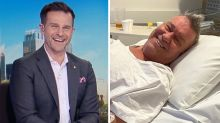 David Campbell gives update on dad Jimmy Barnes' hospital dash
