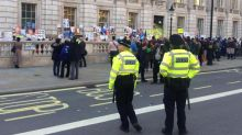 'No significant arrests' made after thousands attend People's Vote march