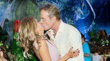 Luísa Mell e Gilberto Zaborowsky reatam em festa de aniversário do filho