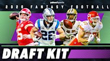 2020 Yahoo Fantasy Football Draft Kit: Expert rankings, advice and more to help you win a trophy