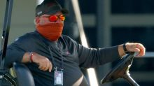 """Bruce Arians: Buccaneers' offense """"stunk"""" today"""