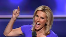 Conservatives cheer Laura Ingraham's return following Twitter spat with David Hogg