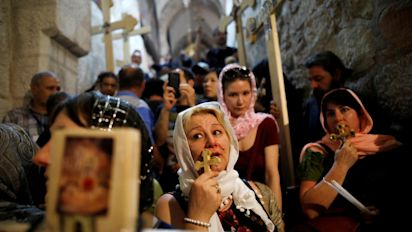 So trifft Corona Pessach, Ostern und Ramadan