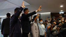 Reino Unido estudia retirar a sus jueces del tribunal de Hong Kong