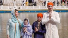 Vote: Did the Trudeaus go over the top with their Indian clothing?