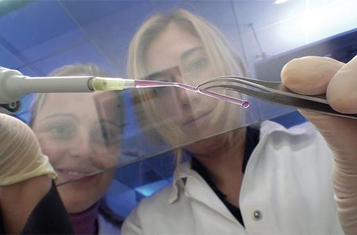 Print your own blood vessels, no need for red toner