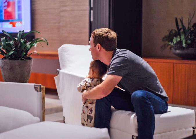 Facebook / Mark Zuckerberg