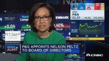 P&G appoints Nelson Peltz to board of directors