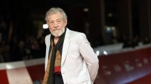 Sir Ian McKellen shares throwback picture on Tom Hardy's birthday
