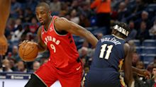 Ibaka returns for Raptors against Jazz, Lowry likely back Dec. 3 vs. Heat