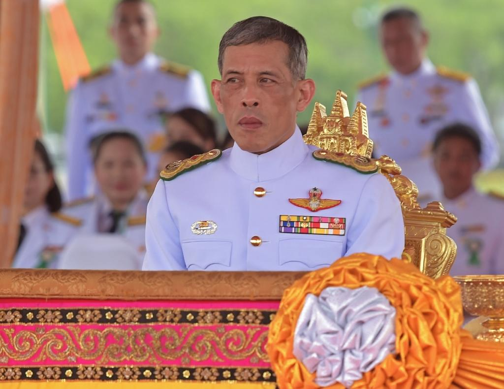 Thailand's king Maha Vajiralongkorn is poised to sign off on the country's new constitution, a document touted by the junta as a cure for political instability but dismissed by critics as a move to further entrench army influence (AFP Photo/Pornchai KITTIWONGSAKUL)