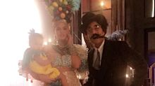 Chrissy Teigen and John Legend's Costume = Iconic