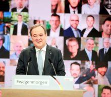 Divided CDU picks Laschet to lead party into post-Merkel era