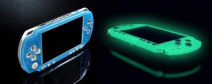 Make your PSP glow in the dark