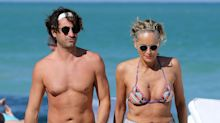 Sharon Stone is Not Engaged to Younger Beau Angelo Boffa Despite Wearing Ring on That Finger