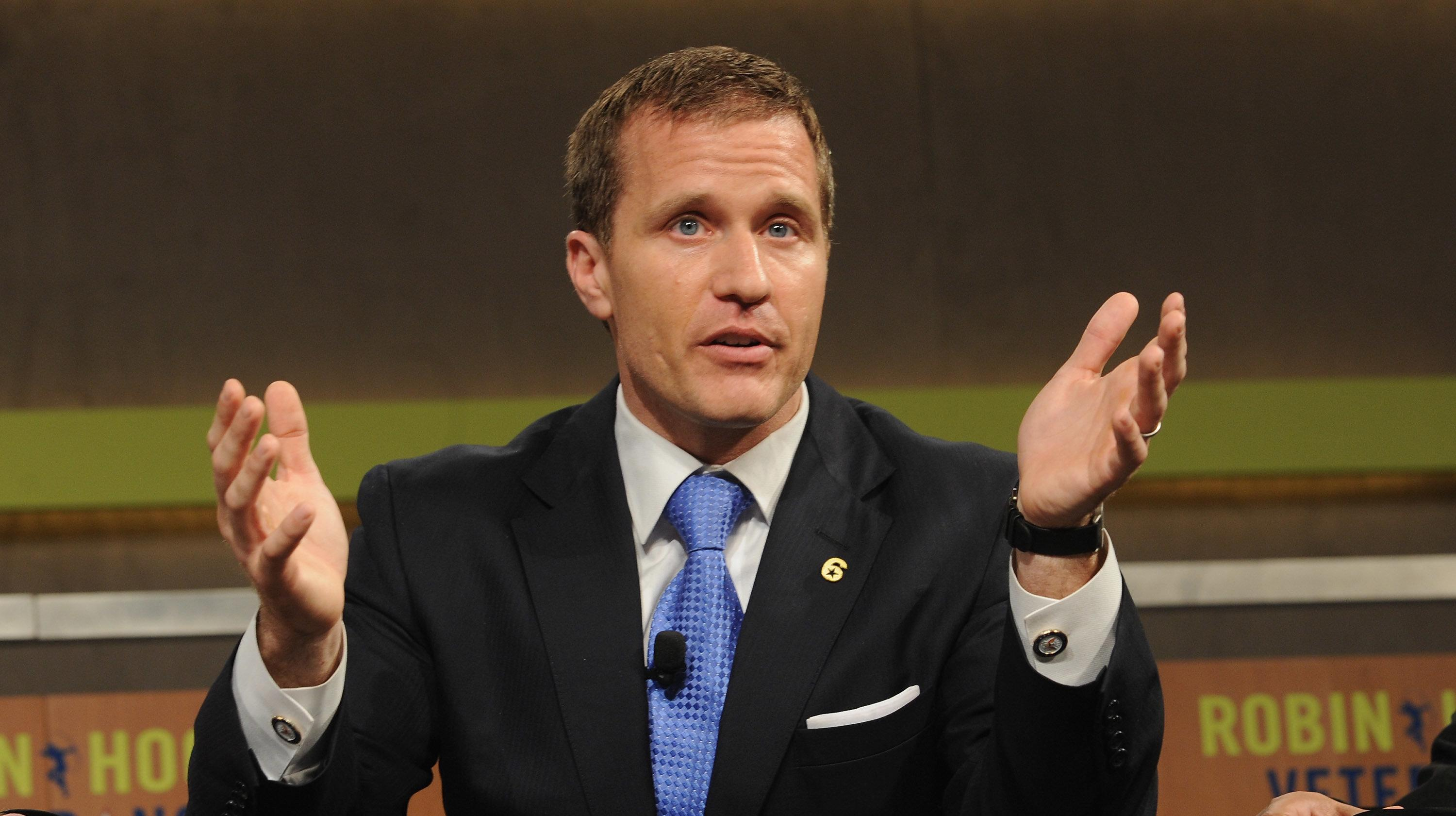 Missouri Congresswoman: Eric Greitens 'Is Unfit To Lead Our State'
