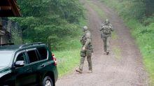 Bewaffneter von Oppenau nach tagelanger Suche gefasst