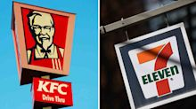 KFC, Pizza Hut and 7-Eleven named as new Covid exposure sites