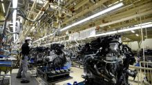 Japan factory output down in red flag for economy