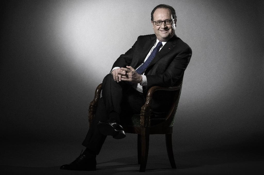 Francois Illas New Tradition: Exit Francois Hollande, France's President Of Paralysis