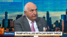 Ken Langone Sees Tariff Talk as Posturing and Noise