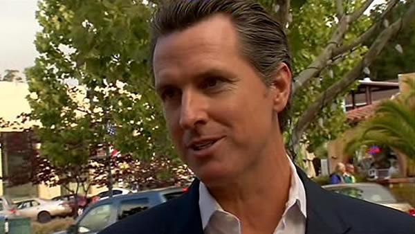 Newsom awaits Prop 8 decision