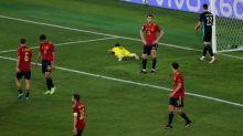 Hasil Lengkap Pertandingan: Timnas Spanyol dan Argentina Tertahan