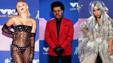 Tapete vermelho na pandemia: confira os looks do VMA 2020