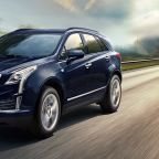 2020 Cadillac XT5 light refresh shown in China ahead of U.S. reveal
