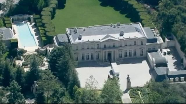 California Mansion Sells for Record $102M