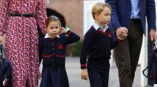 This is what Princess Charlotte will be called at school