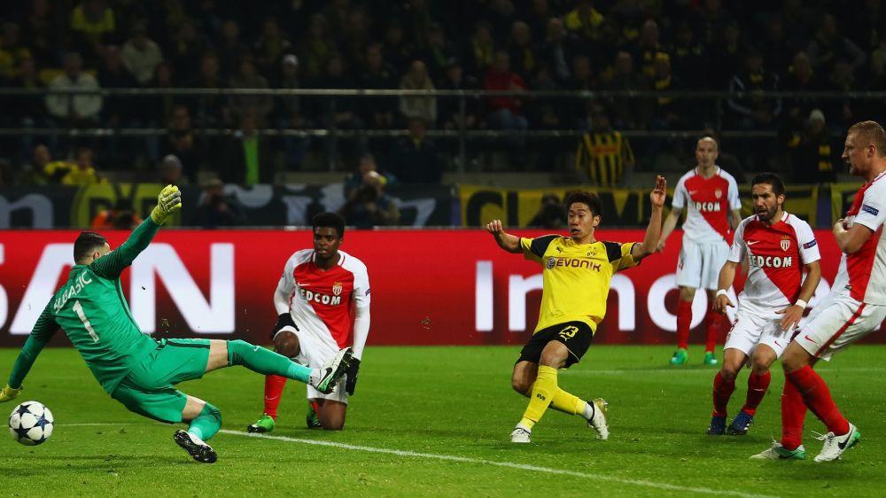 Kagawa metió un gol que toma relevancia para la vuelta