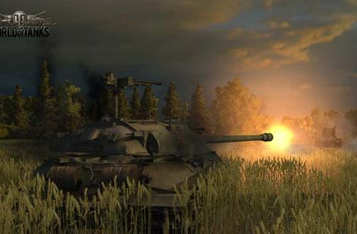 World of Tanks releases two new maps