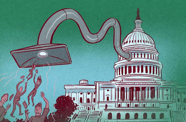 Yes, the Patriot Act amendment to track us online is real