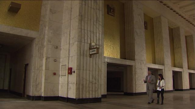 Exclusive: What`s in the works for Chicago`s old post office?