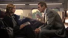 The Commuter Interview: Liam Neeson says it's 'rare' to act opposite women his own age (exclusive)