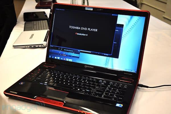 Toshiba Qosmio X505 gets Core i5'd