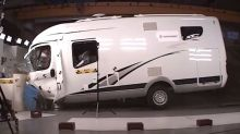 Watch what happens when RVs get crash-tested — it ain't pretty