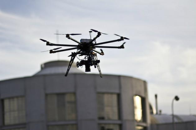 Drones to become crime fighters by aiding UK police