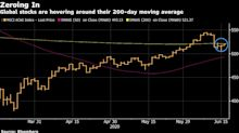 Stocks Jump Most in Week Amid U.S. Growth Optimism: Markets Wrap