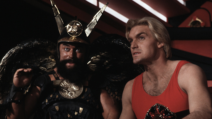 Brian Blessed will kill anyone who tries to remake 'Flash Gordon'
