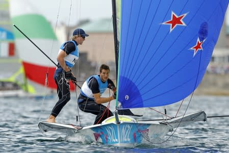 America's Cup winners back in groove for Olympics tilt