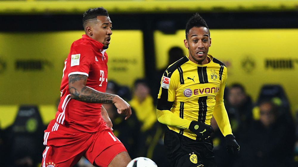 Dortmund relieved to avoid Bayern but wary of dangerous Monaco