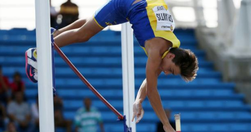 Athlé - Perche - Saut à la perche : Record du monde juniors pour Armand Duplantis (17 ans), à 5m90