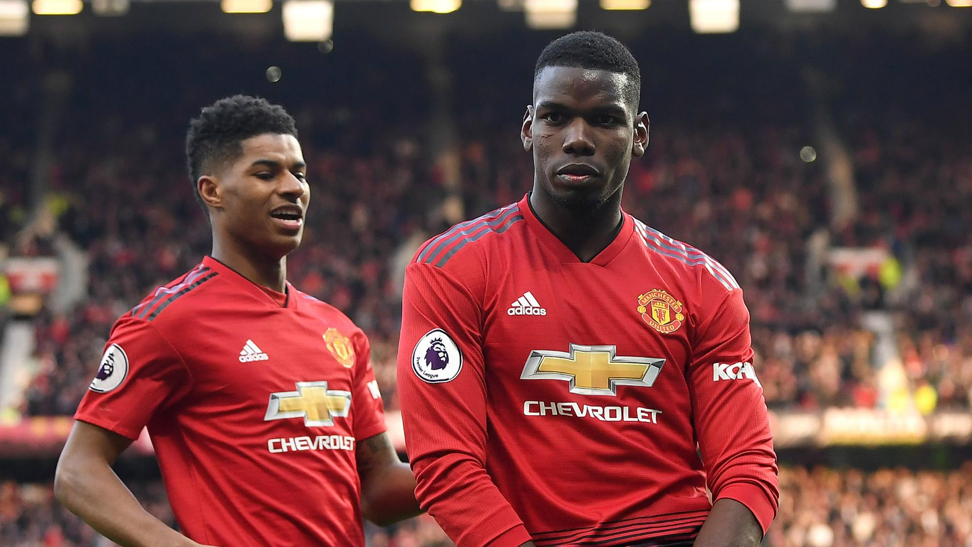 c4fd3325a Pogba unimpressed with Man United s nervy West Ham win