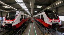 Alstom Flags Cash Burn From Lingering Bombardier 'Skeletons'