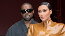 "Kim Kardashian Is ""Upset"" With Kanye West After His North West Abortion Comments"