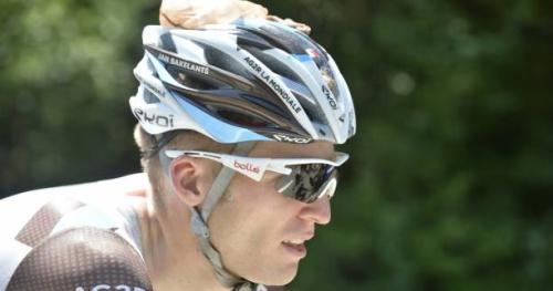 Cyclisme - Fracture de la clavicule pour Bakelants