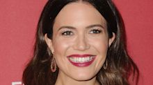 Mandy Moore teases secret wedding: 'Hopefully it will happen, and then you guys will find out about it'